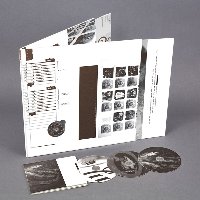 photo of re-released doolittle vinyl and cd