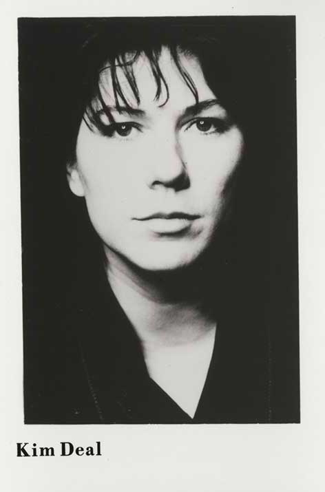 profile photo - Kim Deal